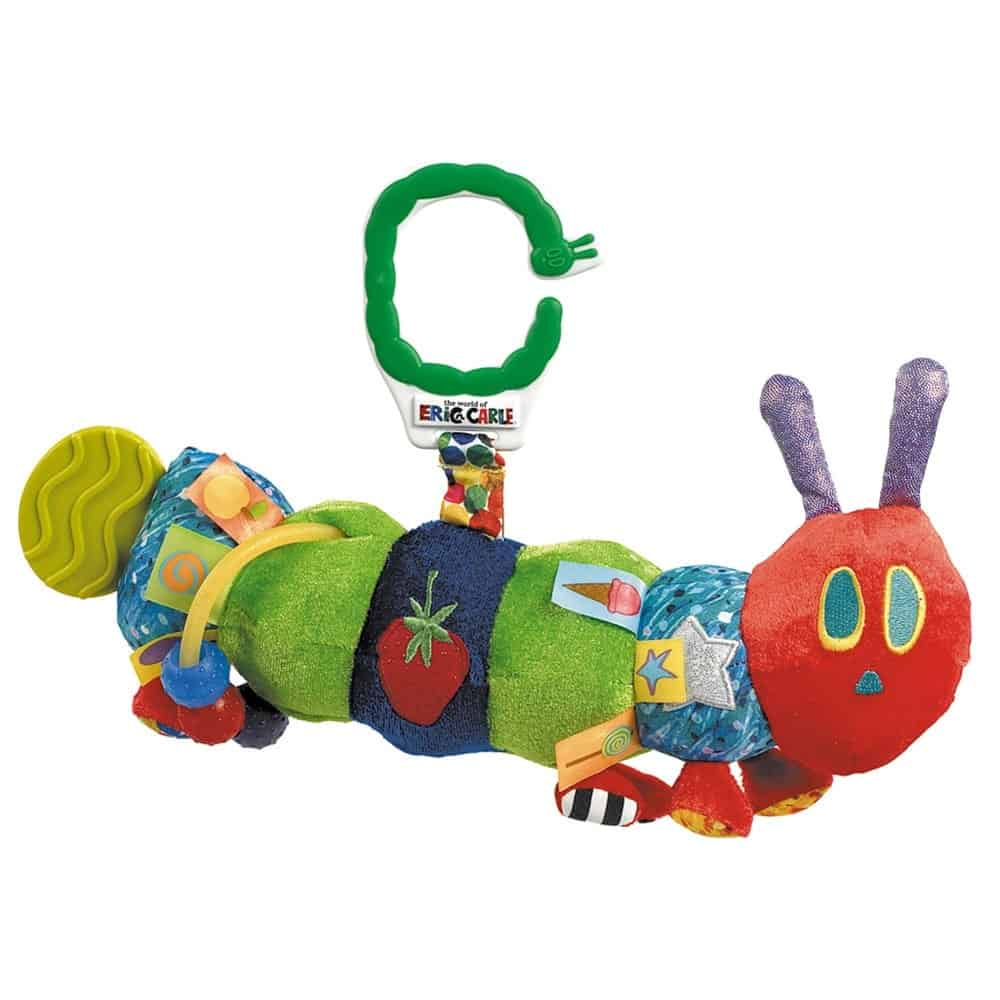The Very Hungry Caterpillar Developmental Buggy Toy 15 Books