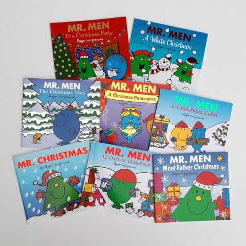 Mr Men Christmas books early bird special offer