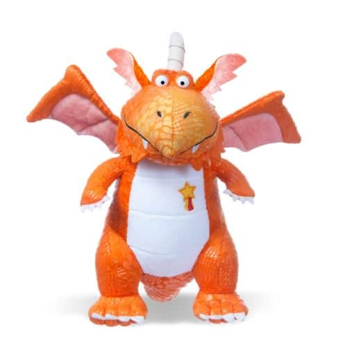 Zog cuddly toy image