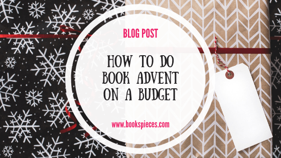 How to do Book Advent on a budget