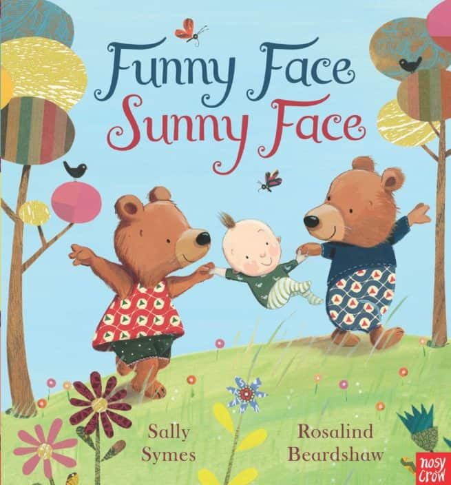 Funny Face Sunny Face just £4