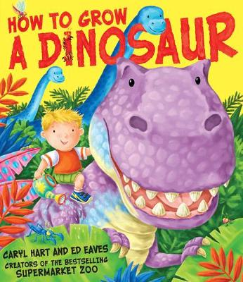 How to Grow a Dinosaur from the Albie Series
