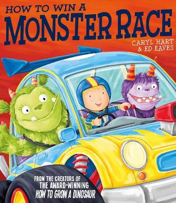 How to win a Monster Race - part of the Albie series