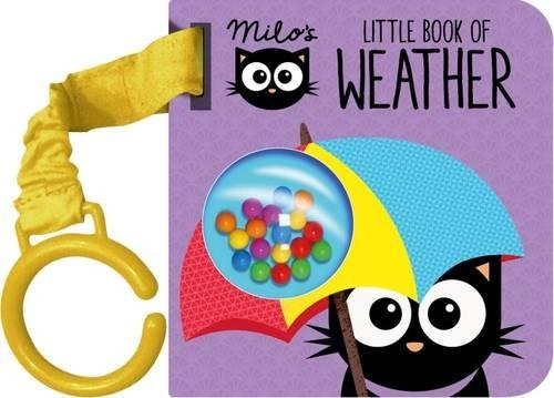 Milo's Little Book of Weather buggy book