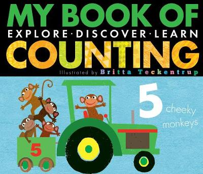 My Book of Counting Little Tiger Press