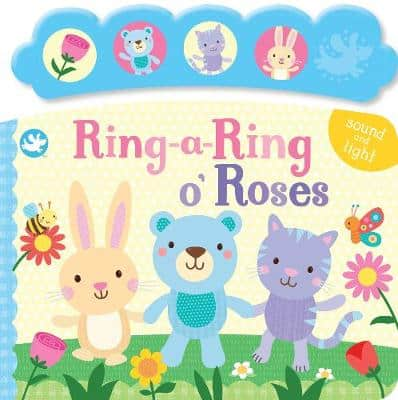 Ring a Ring o Roses sound and light book