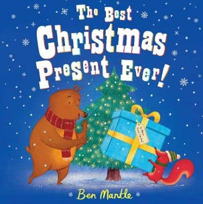 The Best Christmas Present Ever Christmas storybook