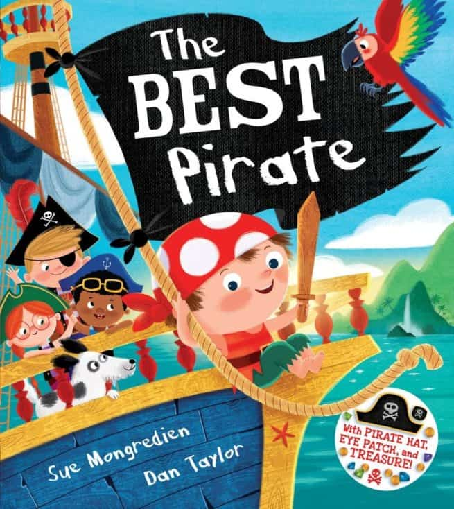 The Best Pirate - a book about being small