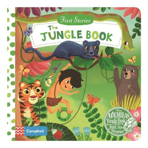 The Jungle Book push pull slide by Campbell