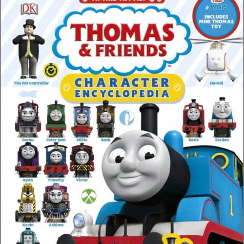 Thomas the Tank Engine Character Encyclopedia, just £7.50