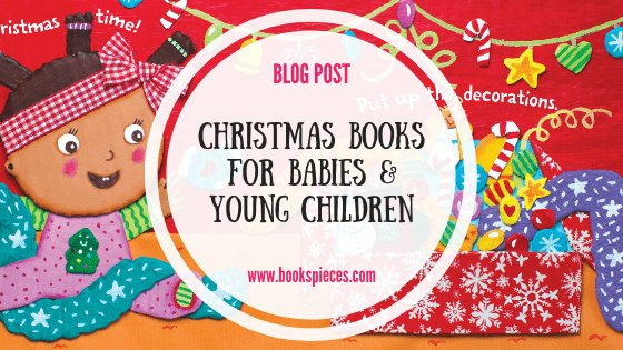 Christmas books for babies and young children