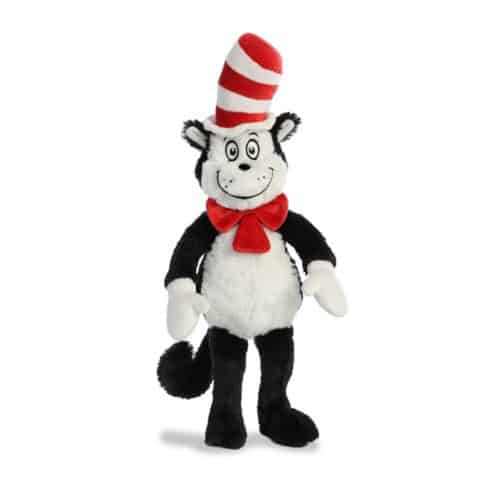 Cat in the Hat soft toy