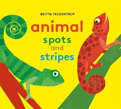 Animal Spots and Stripes by Britta Teckentrup