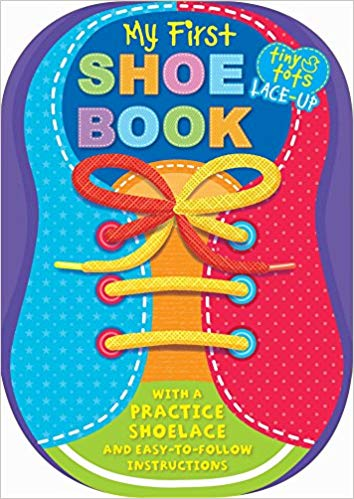 My First Shoe Book help children learn to tie shoelaces