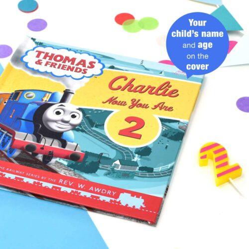 Thomas & Friends Birthday Book